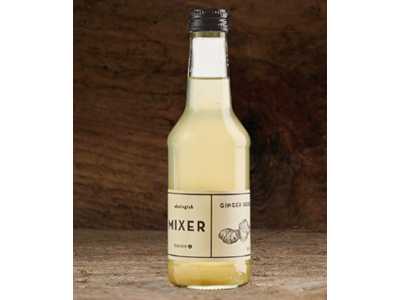 Macarn Ginger beer øko 25 cl 12 stk