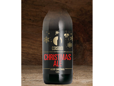 Coisbo Christmas Ale 33 cl. 24 stk.