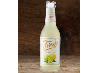 Frem Lemon Light 25 cl 24 stk.